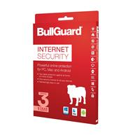 Bullguard Internet Security 2017 1year/3 Device 10 Pack Multi Device Retail License English Bg1612 - Tgt01