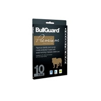 Bullguard Premium Protection 2017 1 Year/10 Device Single Multi Device Retail License English Bg1632 Sin - Tgt01