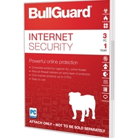 Bullguard Internet Security 2018 1year/3pc Windows Only 25 Pack Oem Soft Box English Bg1806 - Tgt01