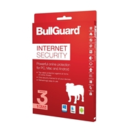 Bullguard Internet Security 2018 1year/3 Device Multi Device Single Retail License English Bg1812sin - Tgt01