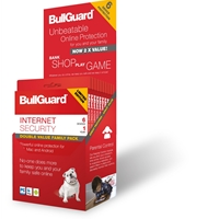 Bullguard Limited Edition Internet Security 1year/6 Device 10 Pack Multi Device Retail License English With Cdu Bg1831 - Tgt01