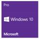 Microsoft Windows 10 Professional 64bit English OEI DVD Operatin