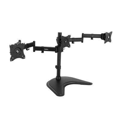 VonHaus Triple Arm Monitor Desk Mound Stand Suitable for 13