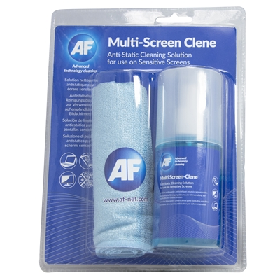 AF Multi-Screen Clene with Large Micro-Fibre Cloth
