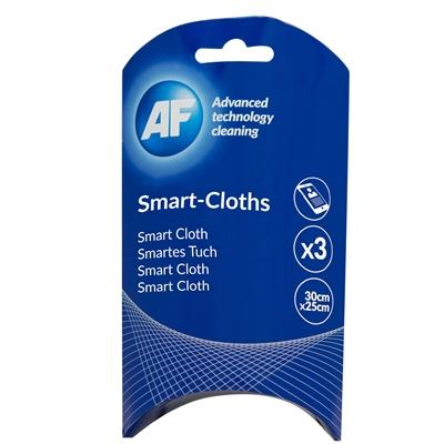 AF Large Smart Cloths  3 Pack