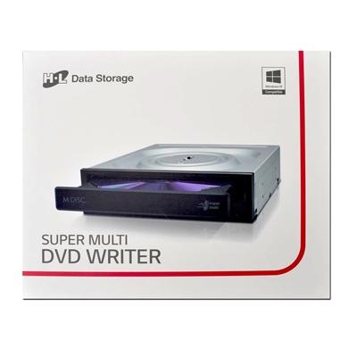 Hitachi-LG GH24NSD3 Retail Packaged Internal DVD-RW Optical Drive