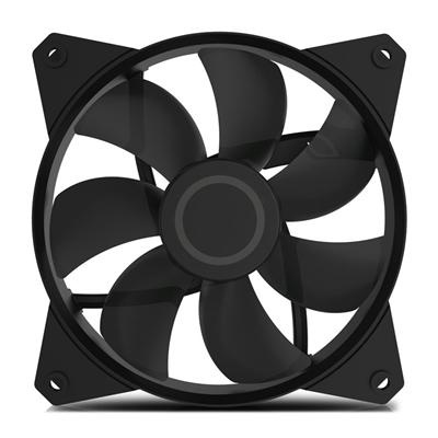 Cooler Master MasterFan MF120L 120mm 1200RPM Black Fan