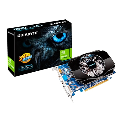 Gigabyte GV-N730-2GI Nvidia GT730 2GB DDR3 Full ATX Graphics Card