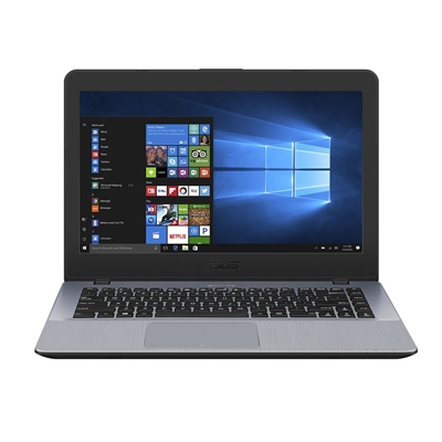 ASUS VivoBook 14 X442UA-GA100R Core i3-7100U 4GB RAM 500GB Hard Drive 14in Windows 10 Professional Laptop