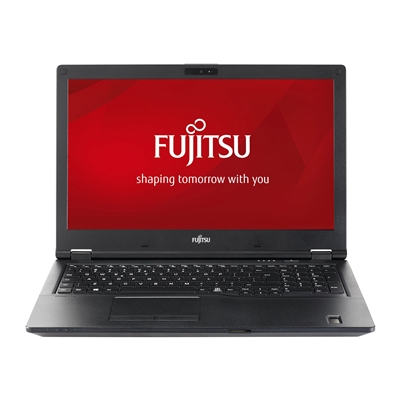 Fujitsu LIFEBOOK E458 Intel i5 7200U 4GB RAM 256GB SSD 15.6 inch Windows 10 Pro Laptop Black
