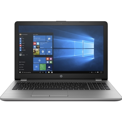 HP 250 G6 Core i5-7200U 4GB RAM 500GB HDD DVD-RW 15.6 Inch Windows 10 Pro Laptop