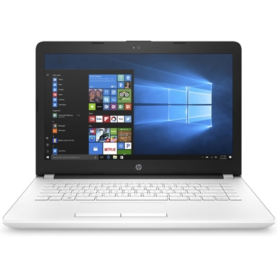 HP Notebook 14-bw021na AMD A6-9220 8GB RAM 1TB HDD 14 inch Windoes 10 Home Laptop Grey