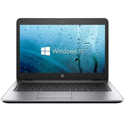 HP Elitebook 745 G4 3MF18EP#ABU AMD A10-8730B 8GB RAM 500GB HDD 14 inch  Full HD Finger Print Reader Windows 10 Pro Laptop Grey