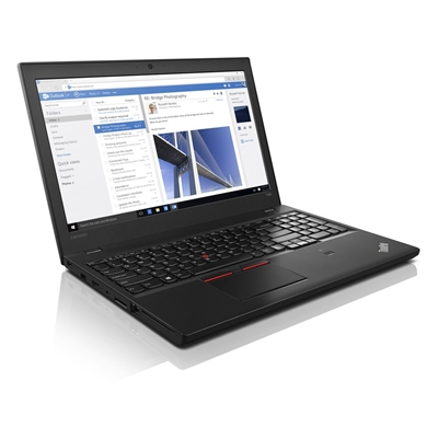 Lenovo Business Laptop ThinkPad L460 Pentium 4405U 4GB RAM 128GB SSD 14 inch Full HD Windows 10 Pro Laptop Black