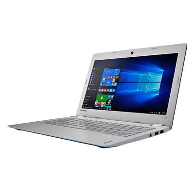 LENOVO Ideapad 110S-11IBR Celeron N3160 1.6 GHz 2GB RAM 32GB eMMC 11.6 inch Laptop Blue
