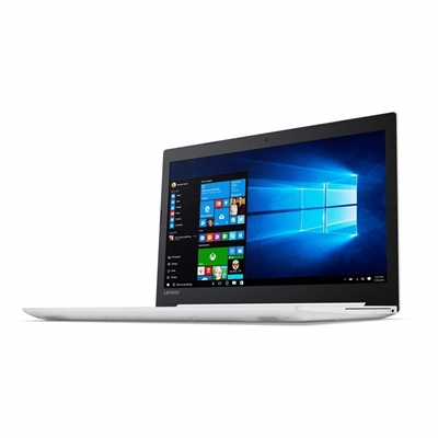 LENOVO IdeaPad 320 Intel Pentium N4200 4GB RAM 240GB SSD 15.6 inch Windows 10 Home Laptop in White