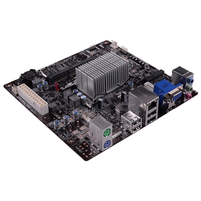 ECS EliteGroup BAT-I2/J1800 Intel Embedded Bay Trail J1800 DDR3 Mini ITX VGA/HDMI USB 3.0 Motherboard