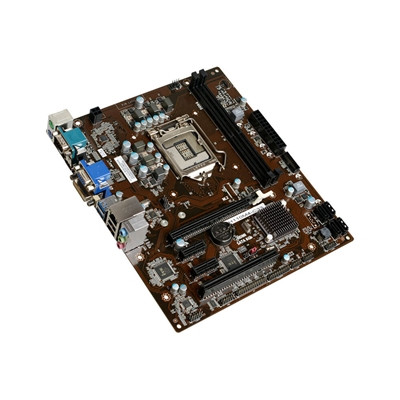 ECS EliteGroup H110M4-C33 Intel Socket 1151 DDR4 Micro ATX VGA/HDMI/DVI-I USB 3.0 Motherboard