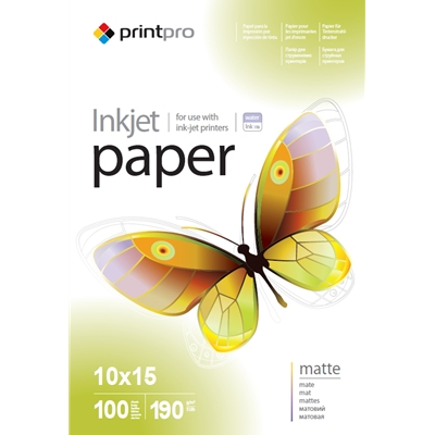 ColorWay Matte A6 190gsm Photo Paper 100 Sheets