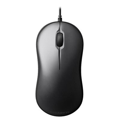 Gigabyte M5050 800dpi USB Optical Black Mouse