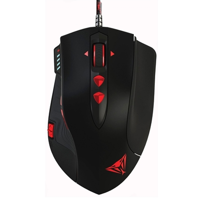 Patriot Viper V560 LED Laser Gaming Mouse
