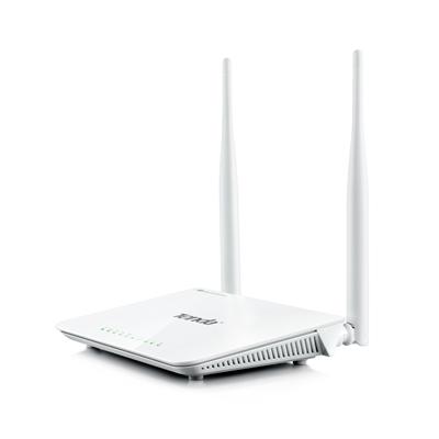 Tenda F300 Wireless 4 Port 300Mbps Router