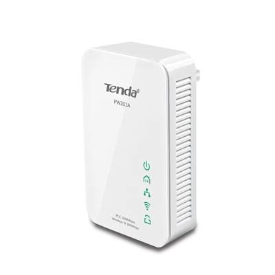 Tenda Wireless PW201A Powerline N300 Extender
