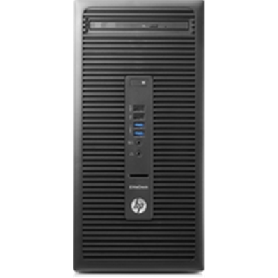 HP EliteDesk 705 G3 - Micro tower Ryzen 5 PRO 1500 / 3.5 GHz, 8 GB ,256 GB SSD- DVDW, Radeon R7 430 - GigE, Win 10 Pro 64-bit