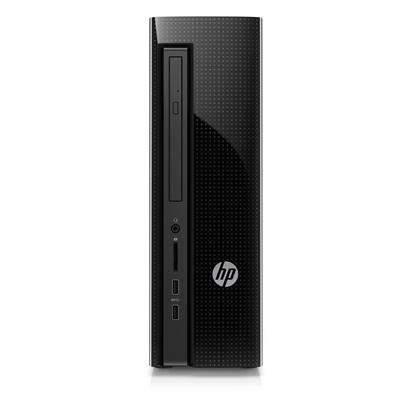 Refurbished HP Slimline Desktop 411 Intel Celeron Dual Core N3050, 8GB RAM, 2TB HDD