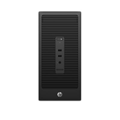 HP 285 G2 - Micro tower - 1 x A8 PRO-7600B / 3.1 GHz - RAM 4 GB - HDD 500 GB - DVD SuperMulti - Radeon R7 - GigE - Win 10 Pro 64-bit - monitor none