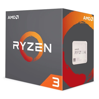 AMD Ryzen 3 1200 3.1GHz Quad Core AM4 Socket Overclockable Processor