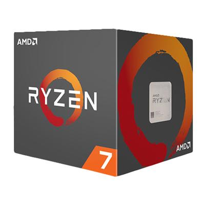 AMD Ryzen 7 1800X 3.6GHz Eight Core AM4 Socket Overclockable Processor