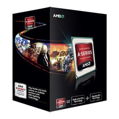 AMD A6 7400K Black Edition Kaveri 3.5GHz Dual Core FM2+ Socket Processor