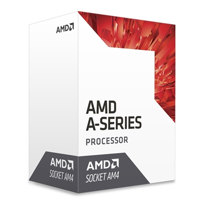 AMD A8 9600 Bristol Ridge 3.1GHz Quad Core AM4 Socket Processor