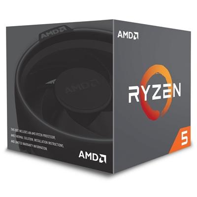 AMD Ryzen 5 2600 3.9 GHz 6 Core 12 Threads 19 MB Cache Socket AM4 Processor