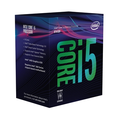 Intel i5 8500 Coffee Lake 3.0GHz Six Core 1151 Socket Processor