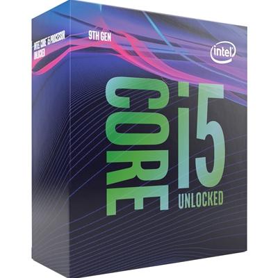 Intel Core i5 9600K Coffee Lake Refresh 3.7GHz 1151 Socket Overclockable