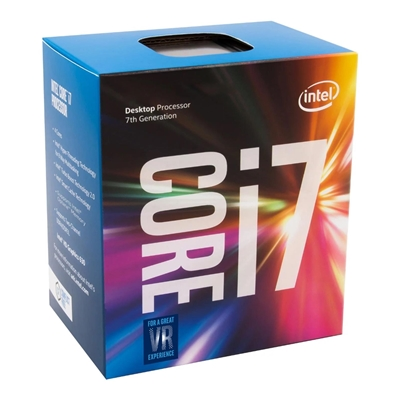 Intel I7 7700 Kaby Lake 3.6GHz Quad Core 1151 Socket Processor