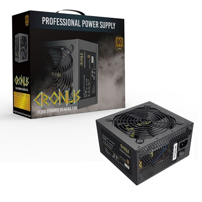 Cronus 500W 120mm FDB Silent Fan 80 PLUS Bronze PSU