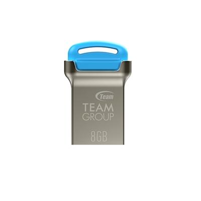Team C161 8GB USB 2.0 Blue USB Flash Drive
