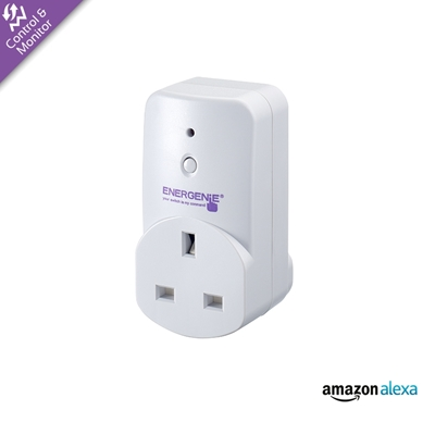 Energenie MiHome Smart Plug+