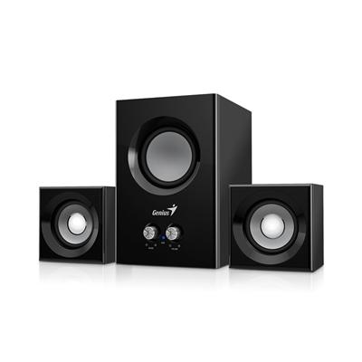 Genius SW-2.1 375 2.1 EU Speaker System 12W Black