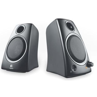 Logitech Z 130 Multimedia 2.0 Speakers - 5W RMS