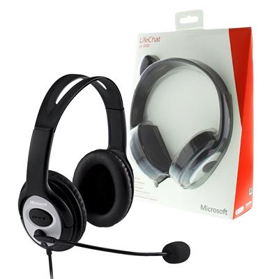 Microsoft LifeChat LX-3000 Stereo Headset