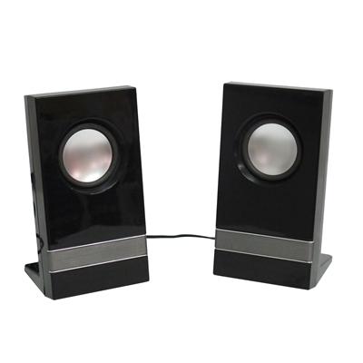 Target VC-S191A Black 2w USB Speakers