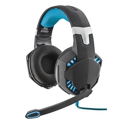 Trust 20407 GXT 363 Hawk 7.1 Bass Vibration Headset