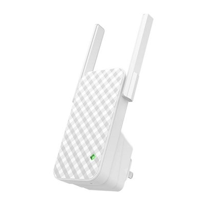 Tenda A9 Wireless N300 Universal WiFi Range Extender (UK Plug)