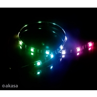 Akasa Vegas Mb Ak-ld05-50rb Rgb Magnetic Led Strip Light Ak-ld05-50rb - Tgt01