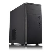 Fractal Design Core 1100 Micro Atx 2 X Usb 3.0 No Psu Black Case Fd-ca-core-1100-bl - Tgt01