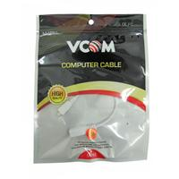 Vcom Micro Usb To Usb Port Android Smartphone Connection Cable White Cu140 - Tgt01